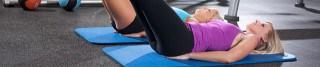 Mujer… haz ejercicios, especialmente abdominales, y mejora tu vida sexual