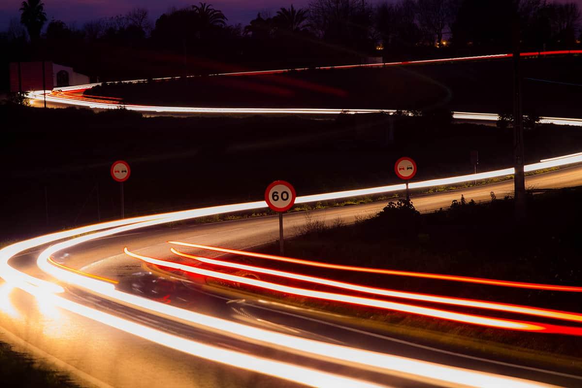 ¿Cuál es la hora más peligrosa para conducir?