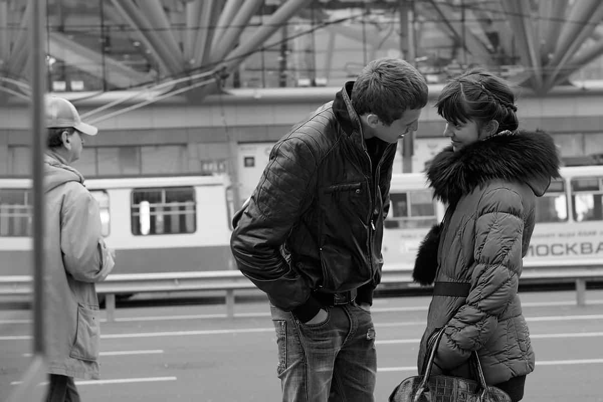 ¿Es importante mirar a los ojos al hablar?
